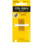 John James Needles Milliners #10