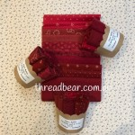 Fabric Muffin Red 3