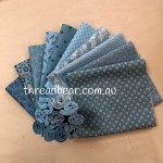 Fabric Muffin Blue 1
