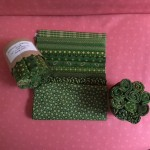 Fabric Muffin Green 2