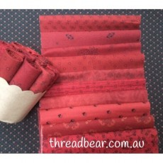 Fabric Muffin Red 1
