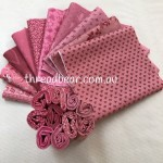 Fabric Muffin Pink 1